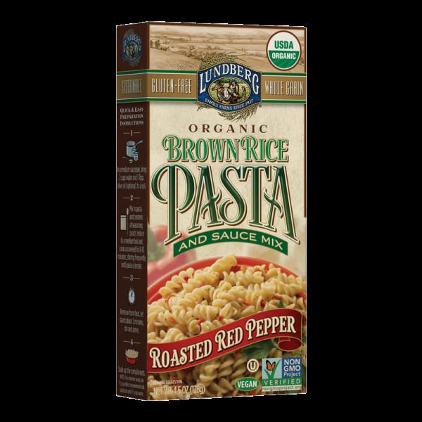 Brown Rice Pasta  ORGANIC BROWN RICE SPAGHETTI PASTA