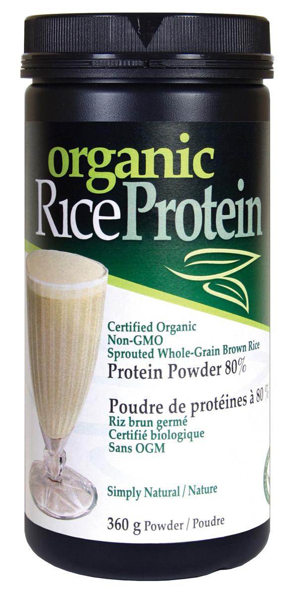 Brown Rice Protein  Prairie Naturals Organic Brown Rice Protein Natural