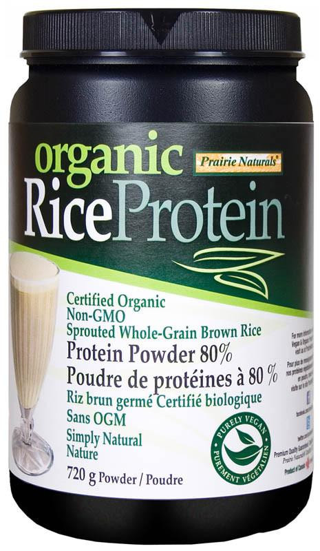 Brown Rice Protein  Prairie Naturals Brown Rice Protein Natural Goodness Me
