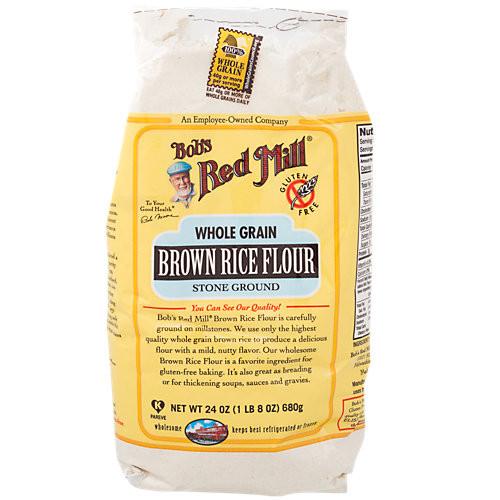 Brown Rice Walmart  UPC Bob s Red Mill Gluten Free Brown Rice