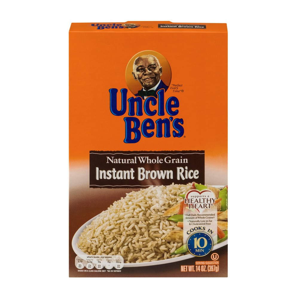 Brown Rice Walmart  Uncle Ben s Whole Grain Instant Brown Rice Fast & Natural