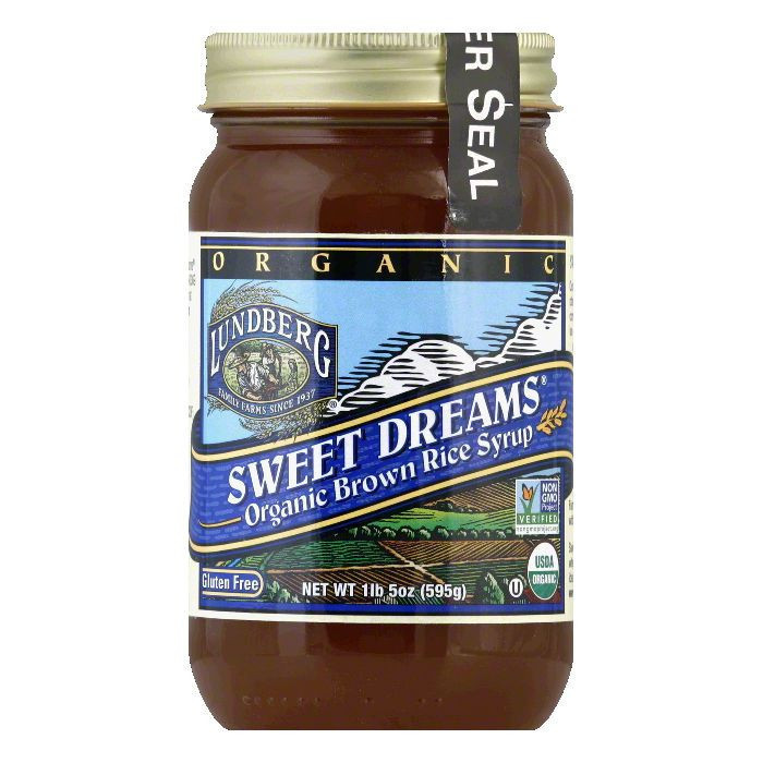 Brown Rice Walmart  Sweet Dreams Brown Rice Syrup
