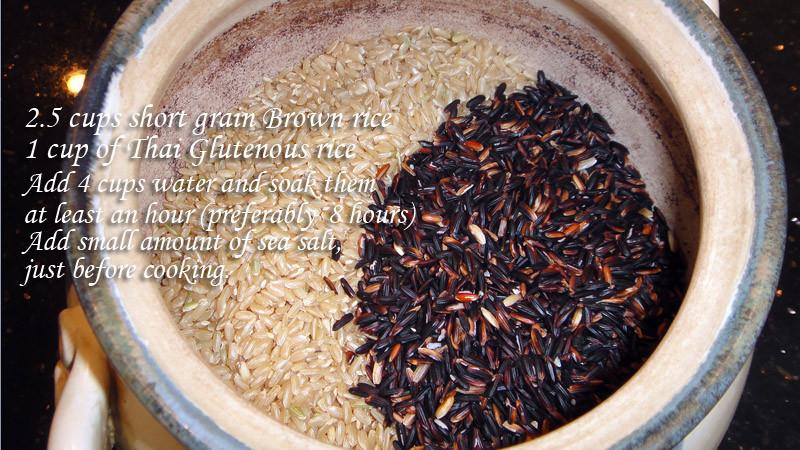 Brown Rice Water Ratio  Brown Rice
