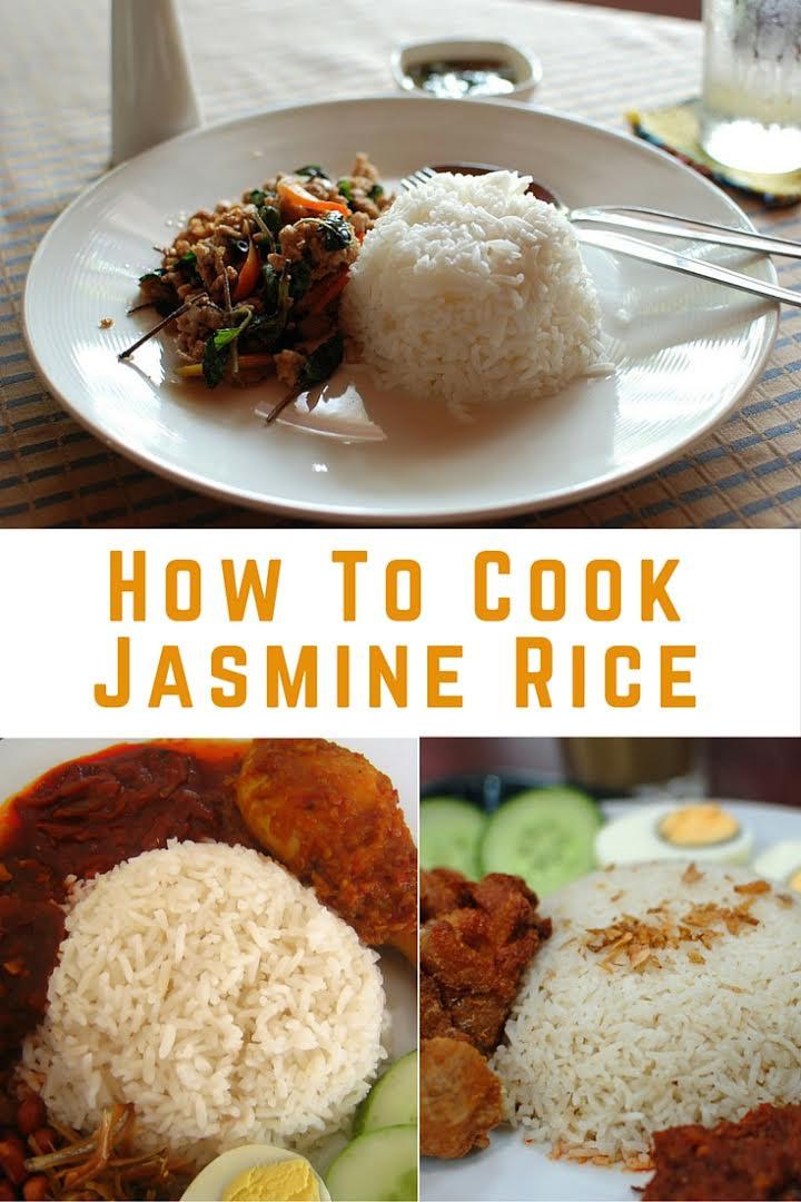 Brown Rice Water Ratio  Jasmine rice ratio cook