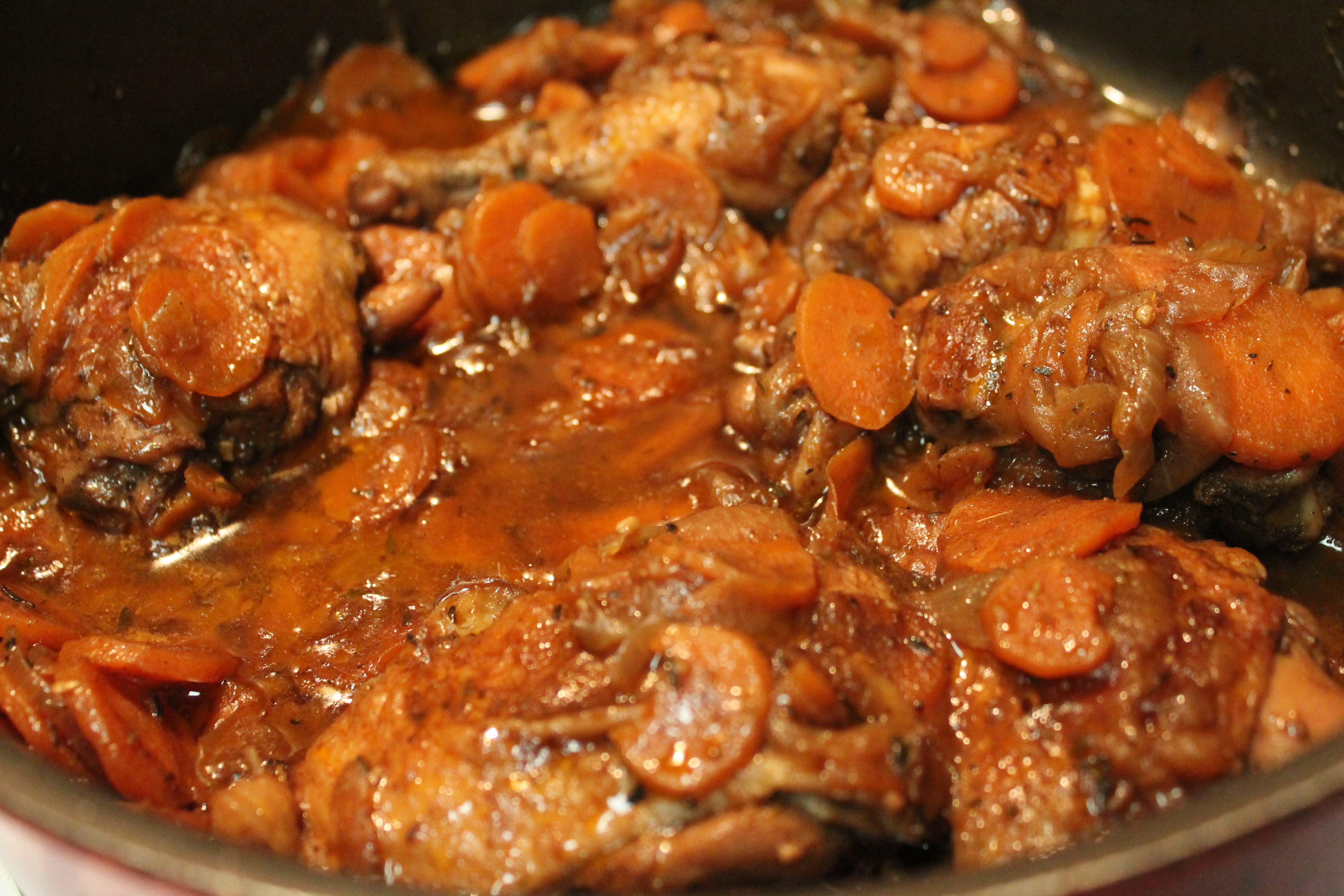 Brown Stew Chicken  Brown Stewed Chicken