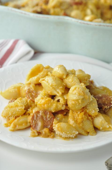 Buffalo Chicken Macaroni And Cheese Recipes  Buffalo Chicken Sausage Macaroni & Cheese