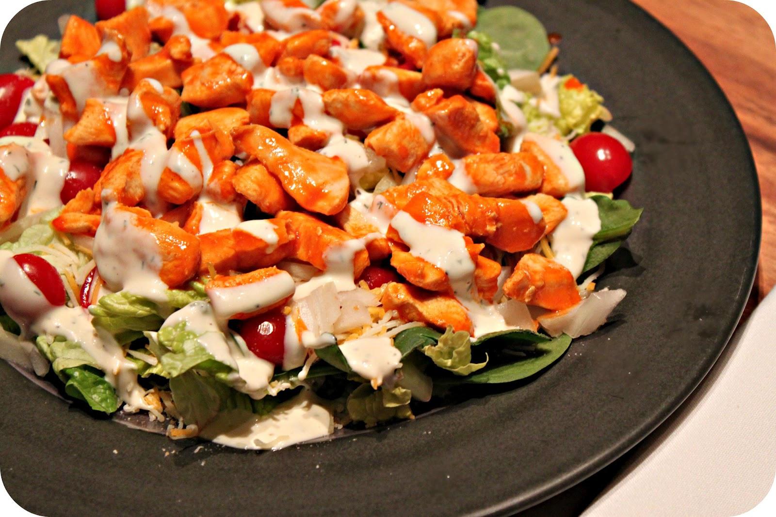 Buffalo Chicken Salad  Buffalo Chicken Salad