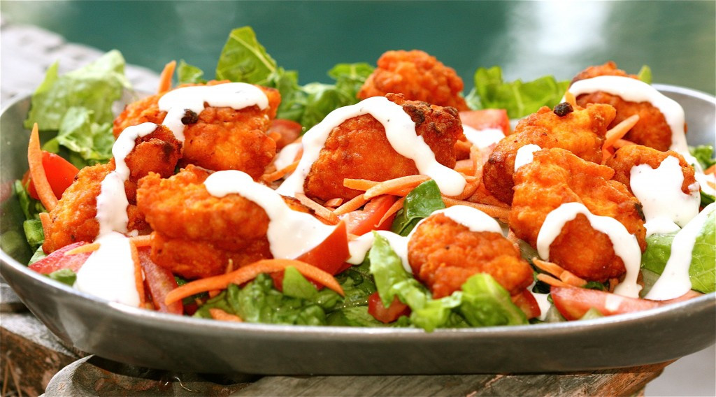 Buffalo Chicken Salad  Buffalo Style Chicken Salad Ali in the Valley