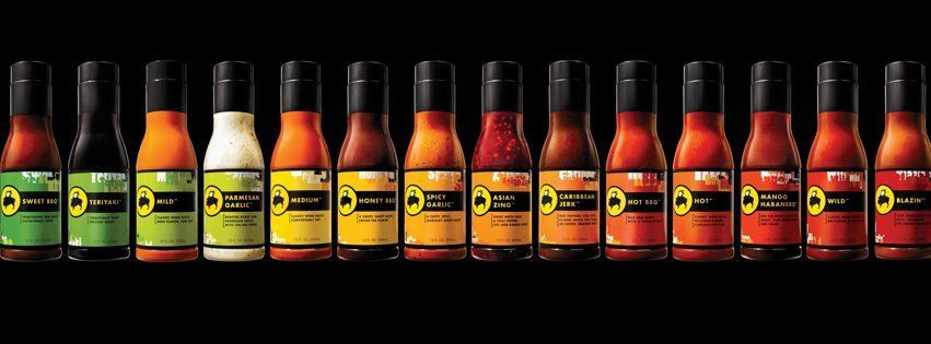 Buffalo Wild Wings Sauces For Sale  Buffalo Wild Wings Sauce ALL FLAVORS FREE Shipping