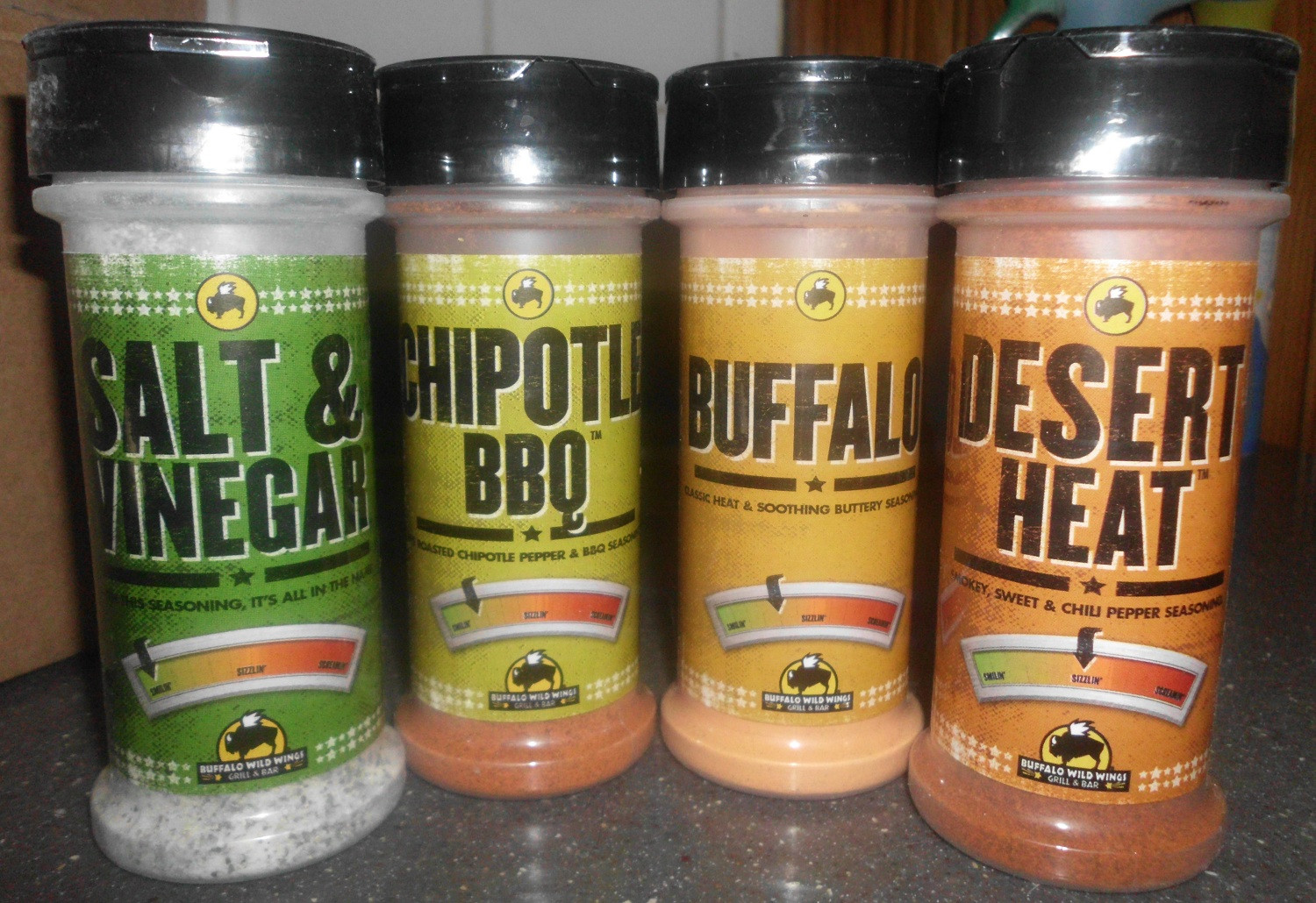 Buffalo Wild Wings Sauces For Sale  Giveaway Day Buffalo Wild Wings Seasonings
