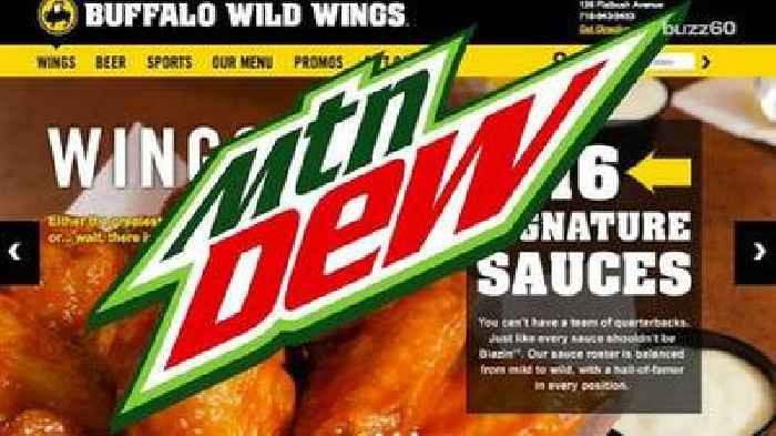 Buffalo Wild Wings Sauces For Sale  Buffalo Wild Wings adds Mountain Dew flavored