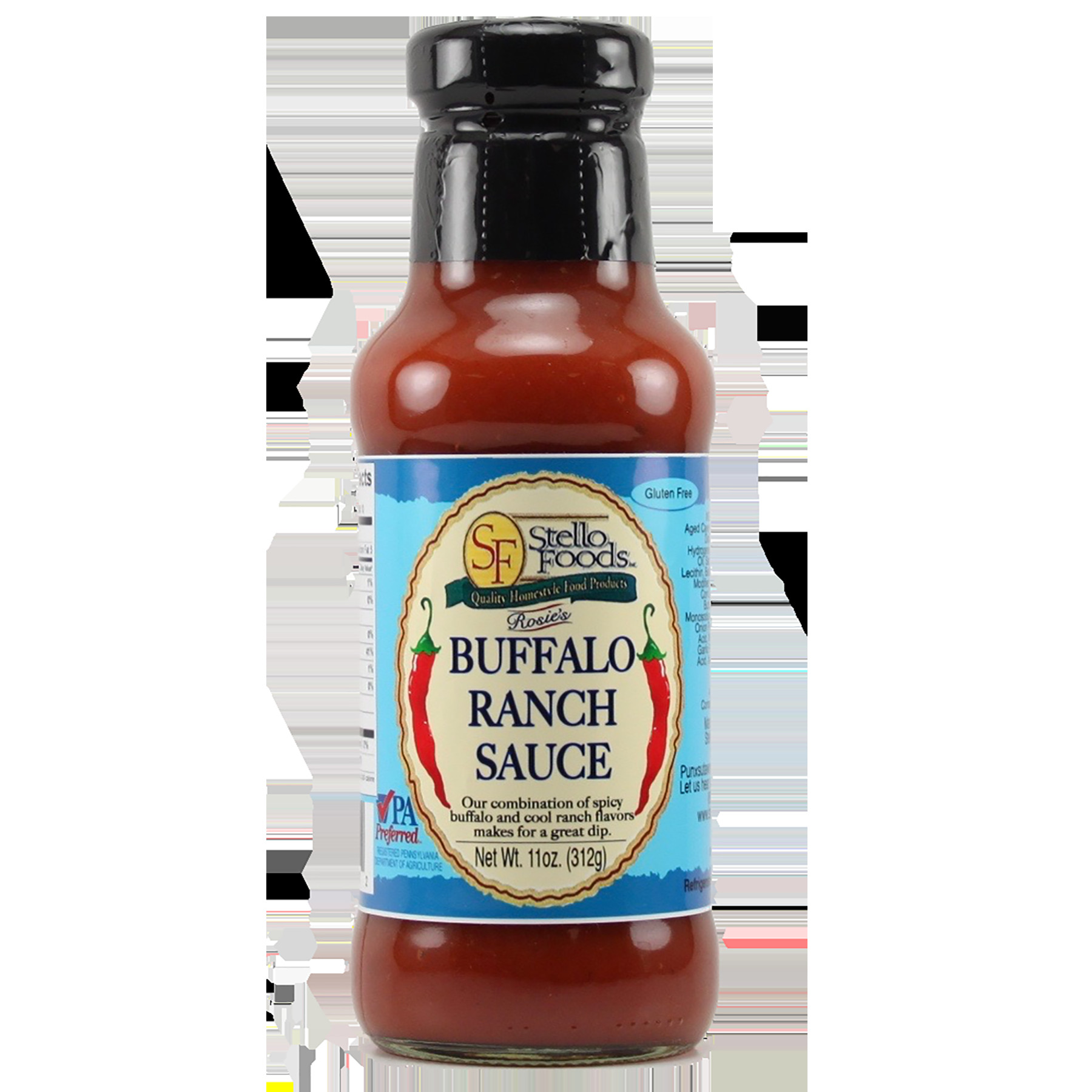 Buffalo Wild Wings Sauces For Sale  Rosie s Buffalo Ranch Wing Sauce 11oz