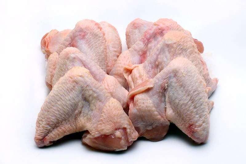 Bulk Chicken Wings  Jumbo Chicken Wings 40lb Farmer s Fresh Meat
