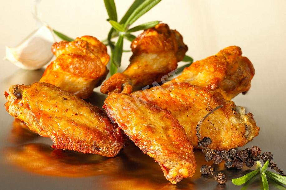 Bulk Chicken Wings  Malov Chicken Hot Wings 1kg pkt wholesale supplier