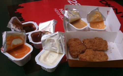 Burger King Dipping Sauces  GrubGrade