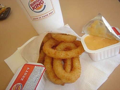 Burger King Onion Ring Sauce  17 Best images about Products I Love on Pinterest