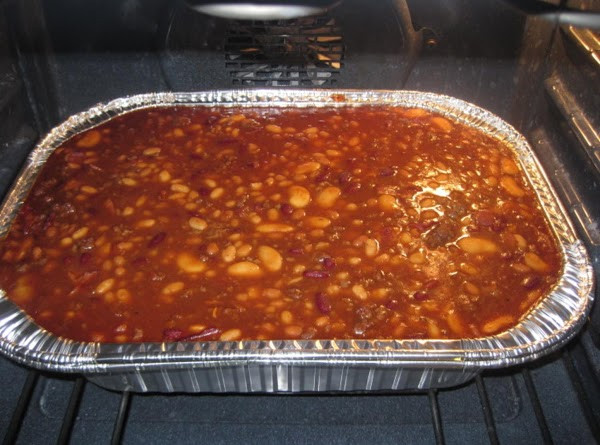 Bush'S Baked Beans With Ground Beef  Four Bean Baked Beans With Ground Beef By Rose Recipe