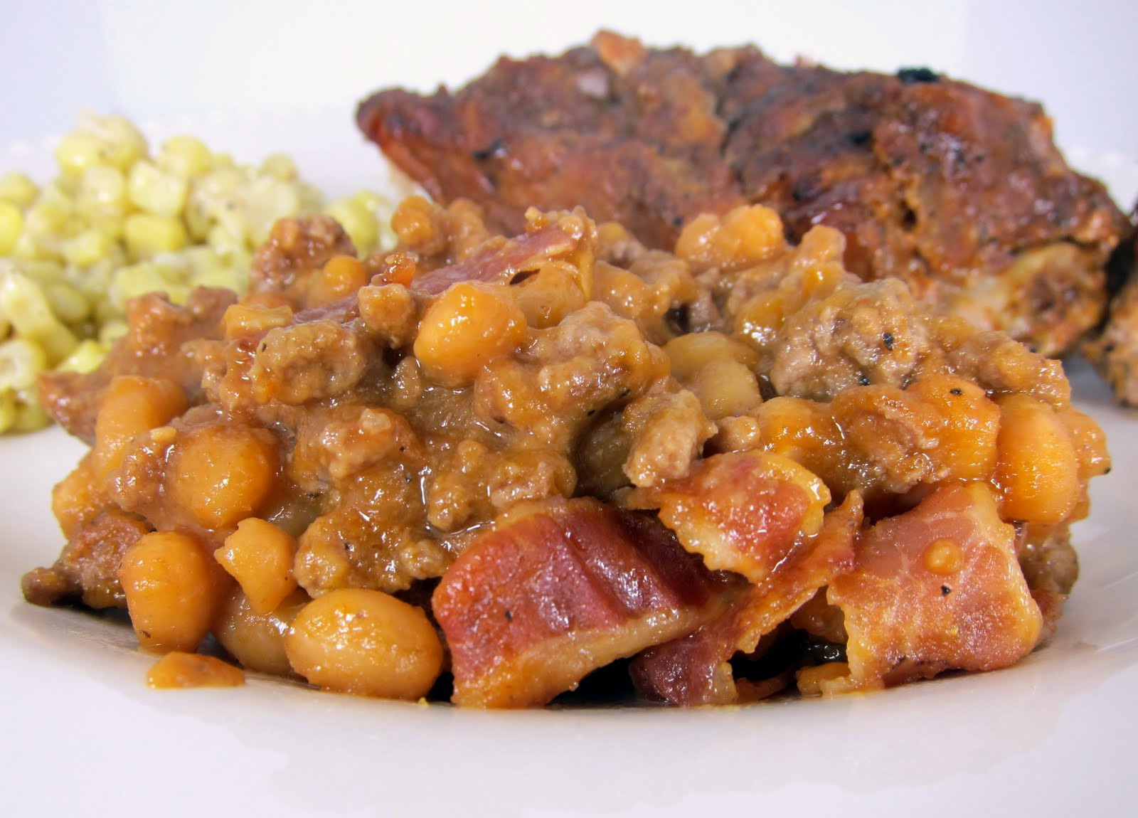 Bush'S Baked Beans With Ground Beef  Ground Beef & Baked Bean Casserole