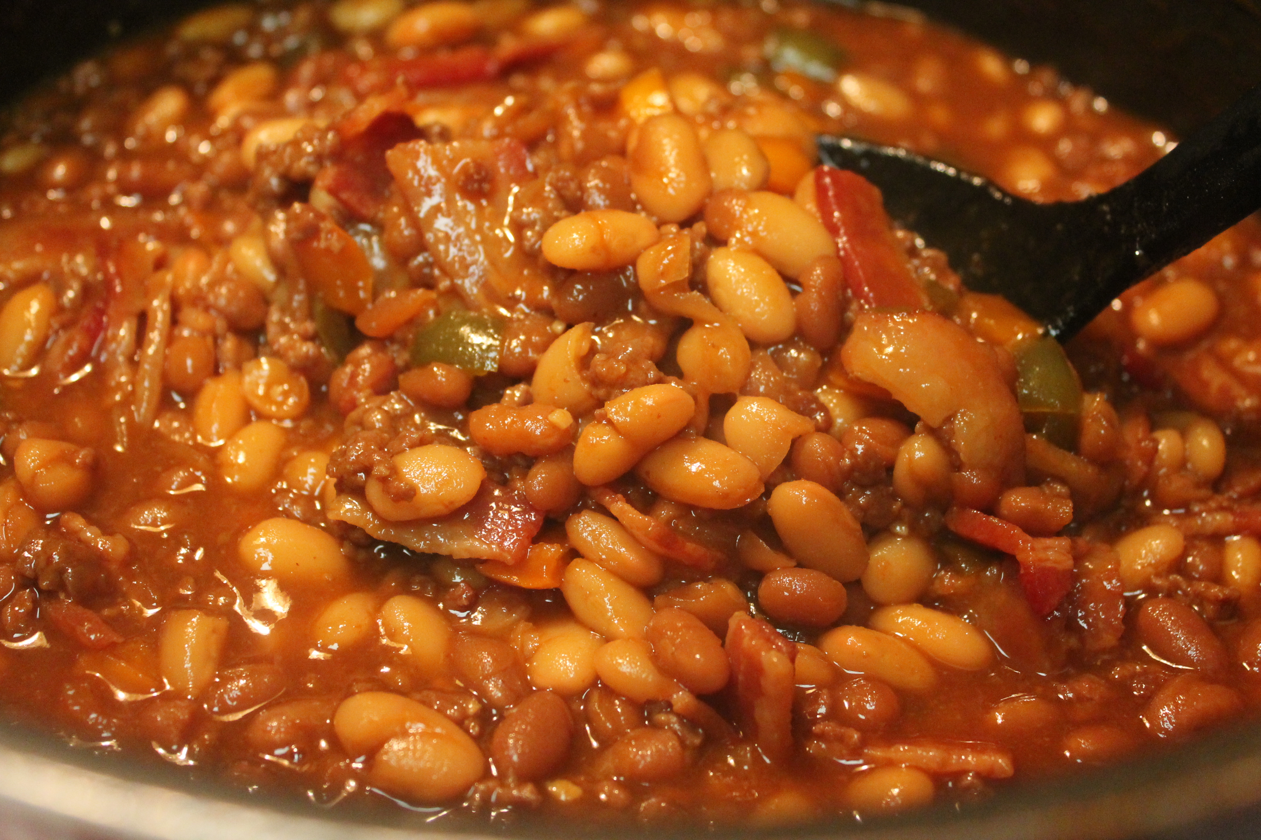 Bush'S Baked Beans With Ground Beef  The Best BBQ Baked Beans