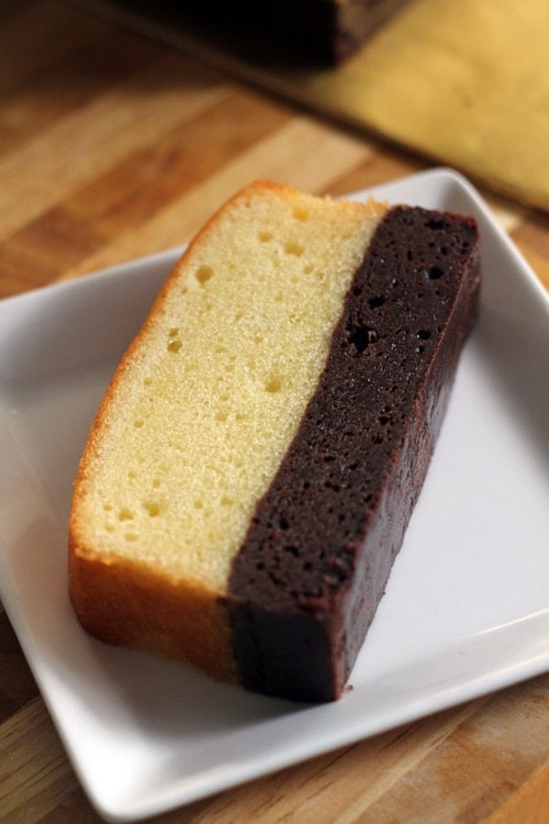 Butter Cake Recipes  Brownie Butter Cake