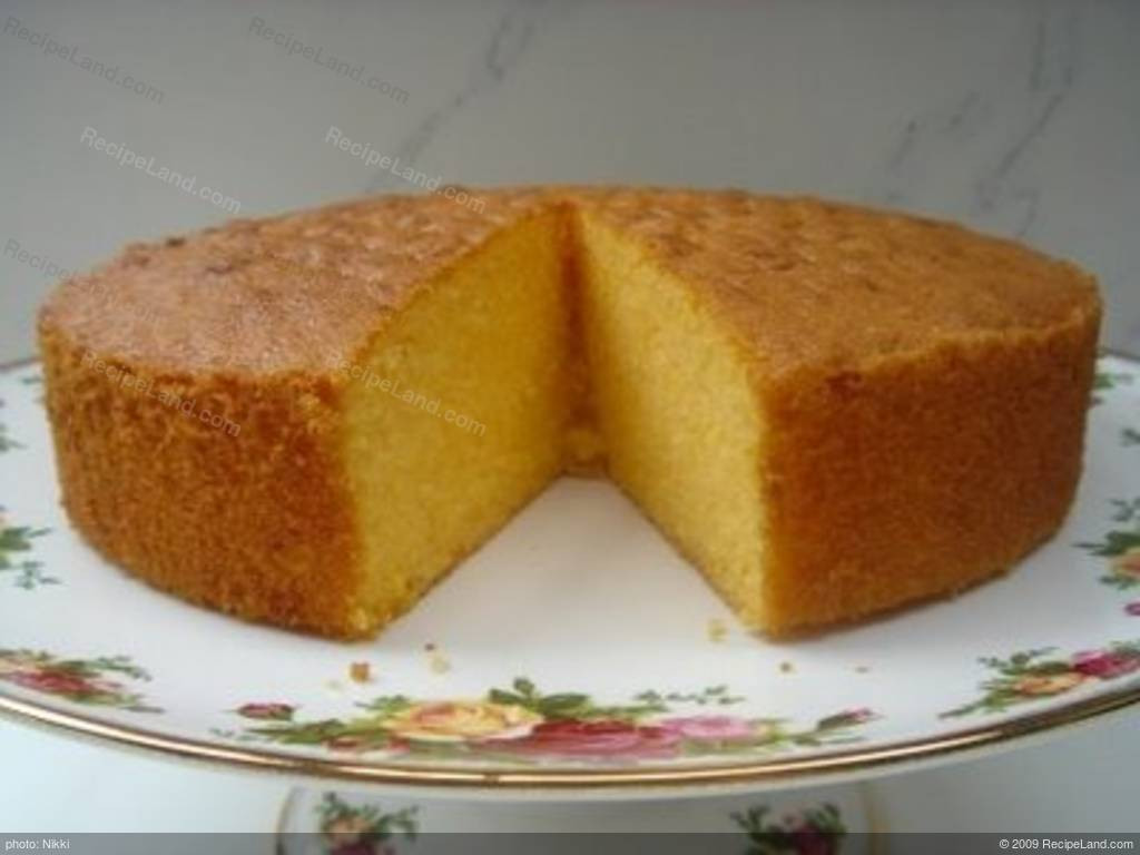 Butter Cake Recipes  Easy Mix butter cake Recipe