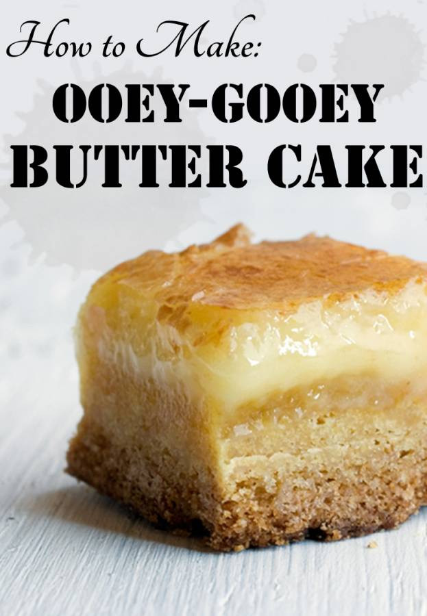 Butter Cake Recipes  Gooey Butter Cake Recipe & Variations