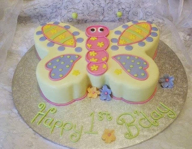 Butterfly Birthday Cake  30 Best Butterfly Birthday Cakes Ideas And Designs