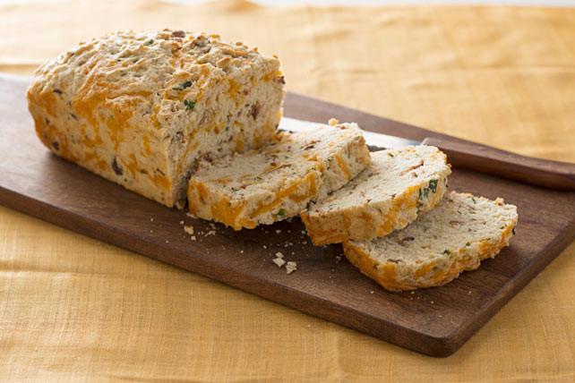Buttermilk Bread Recipe  Buttermilk Cheddar Bacon Bread Kraft Recipes