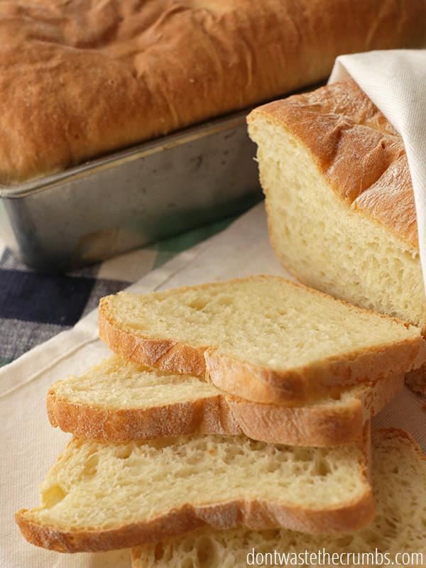 Buttermilk Bread Recipe  Potato Buttermilk Bread