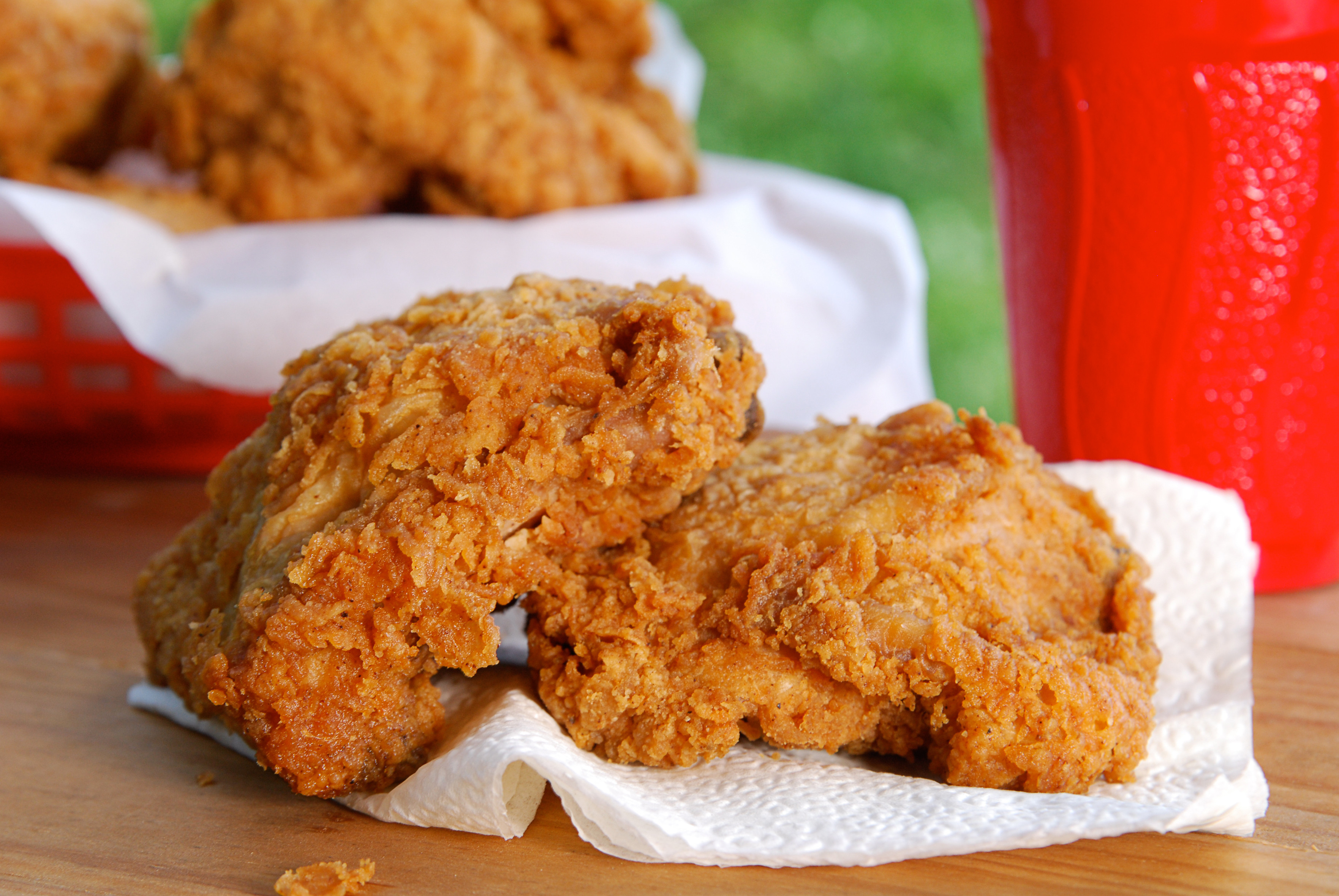 Buttermilk Fried Chicken Recipe  Buttermilk Fried Chicken BigOven