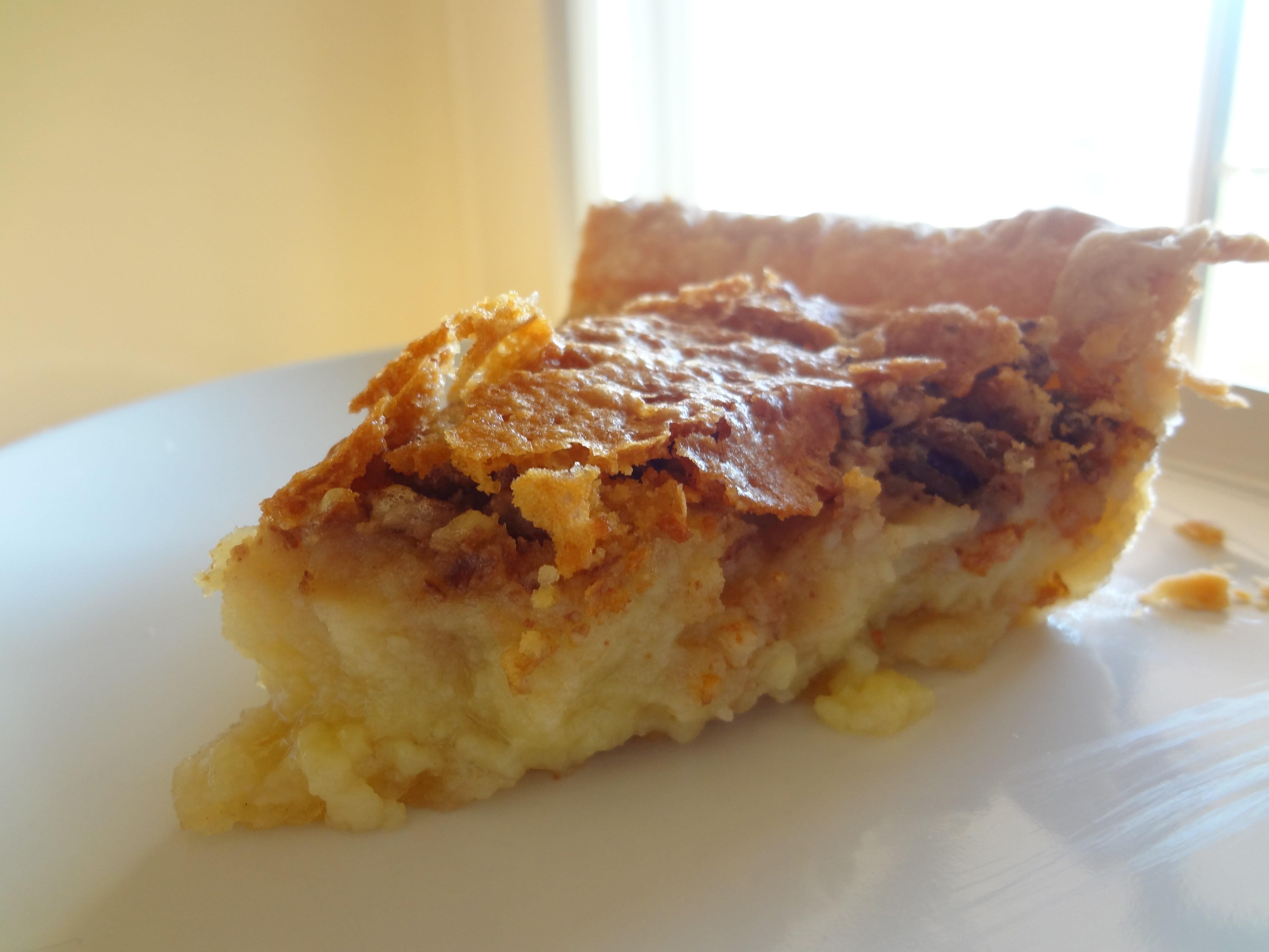 Buttermilk Pecan Pie  Buttermilk Pecan Pie The Pickled Beat