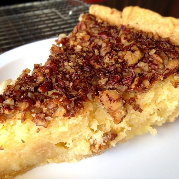 Buttermilk Pecan Pie  Foodspotting