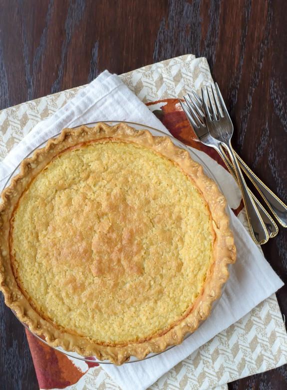 Buttermilk Pecan Pie  Bourbon Buttermilk Pie