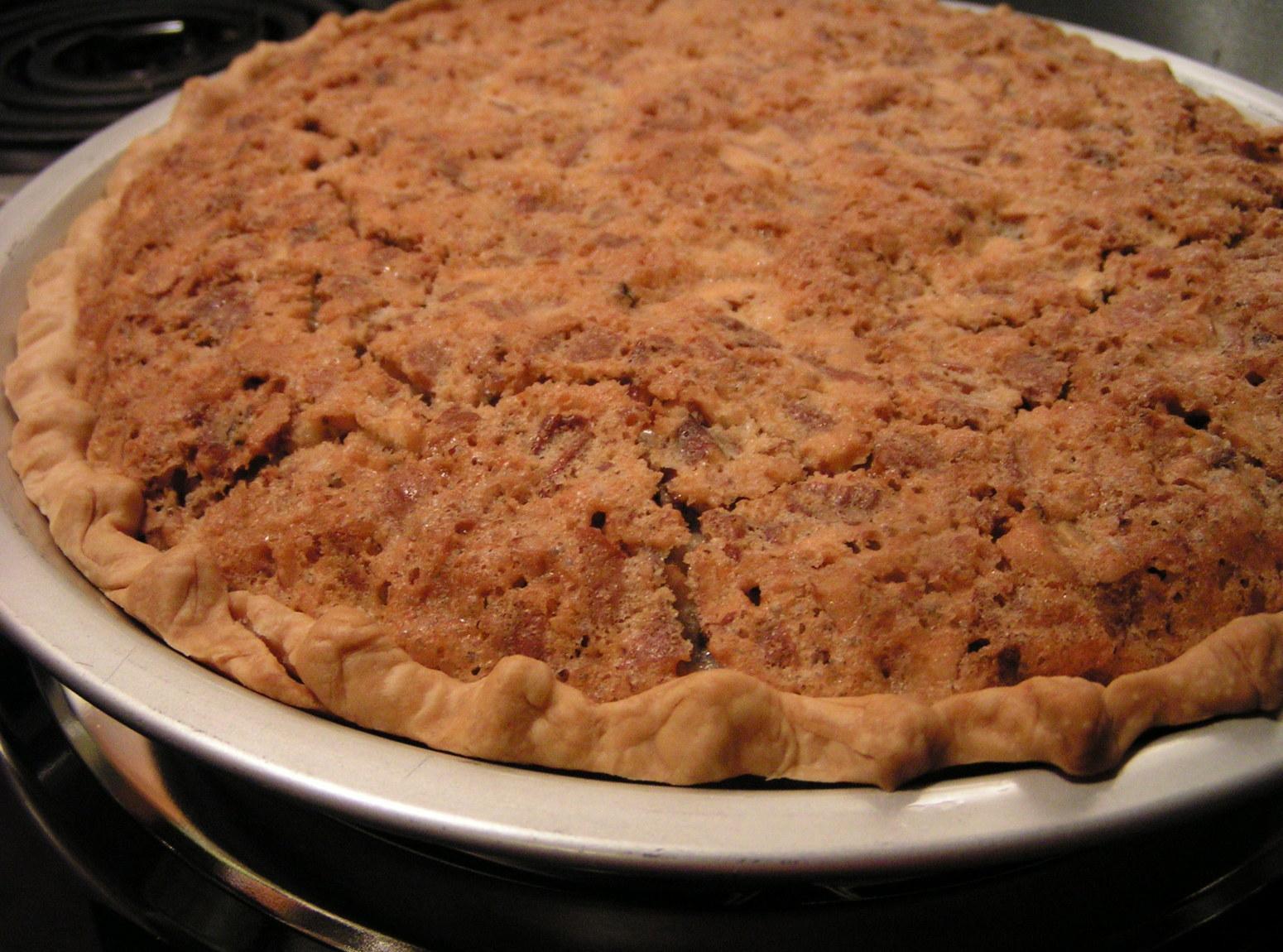 Buttermilk Pecan Pie  Buttermilk Pecan Pie Dee Dee s Recipe