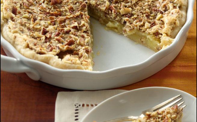 Buttermilk Pecan Pie  Buttermilk Pecan Pie from Pearson Farm Recipe Relish