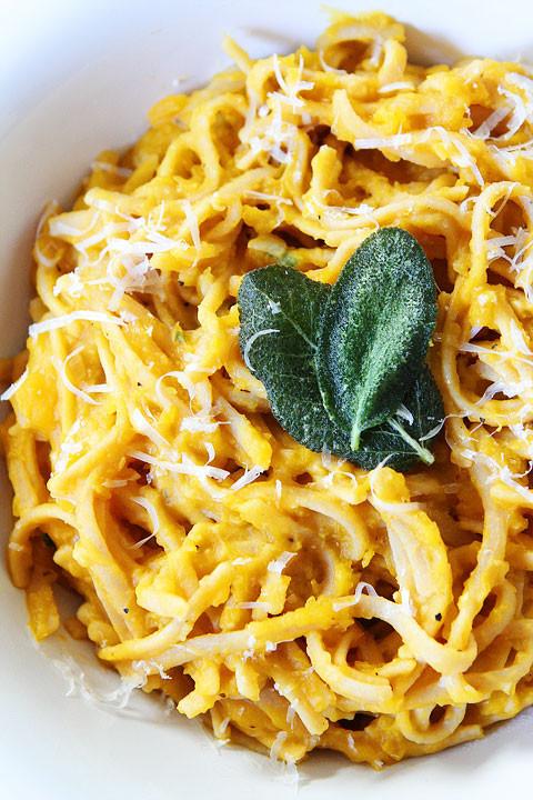 Butternut Squash Pasta  Butternut Squash Pasta Recipe