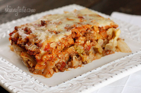 Cabbage Casserole Recipes  Kalyn s Stuffed Cabbage Casserole