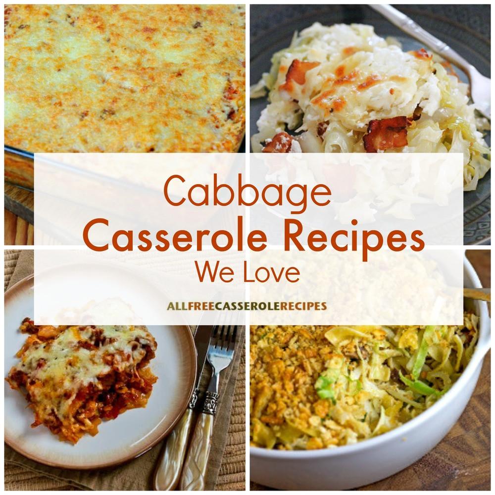 Cabbage Casserole Recipes  15 Cabbage Casserole Recipes
