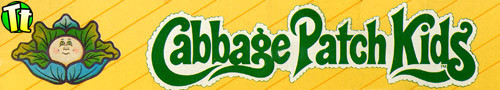Cabbage Patch Kids Logo  Cabbage Patch Kids in vendita su TonnellateDiGiocattoli