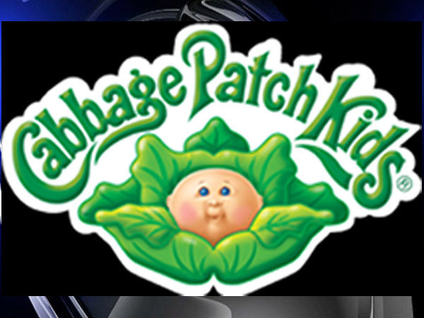 Cabbage Patch Kids Logo  Hot Holiday Toys 2011 CBS Miami