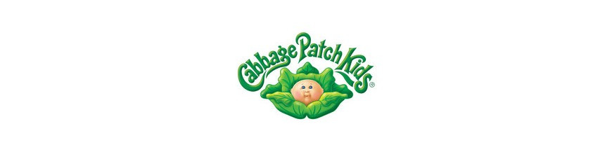 Cabbage Patch Kids Logo  Cabbage Patch Kids Shop line