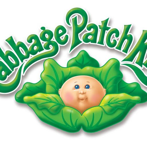 Cabbage Patch Kids Logo  Cabbage Patch Logo Printable Bing