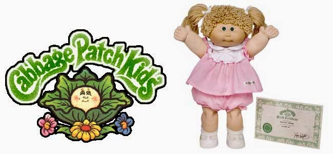 Cabbage Patch Kids Logo  theKONGBLOG™ The Secret History & Corporate Thievery
