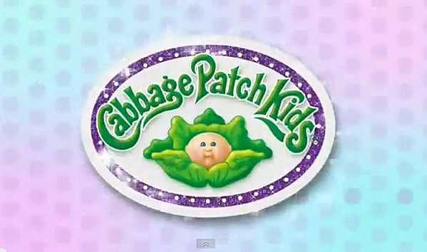 Cabbage Patch Kids Logo  Cabbage Patch Kids Were A Christmas 'Must Have' In The