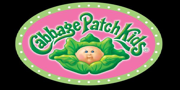 Cabbage Patch Kids Logo  Mom Without A Plan