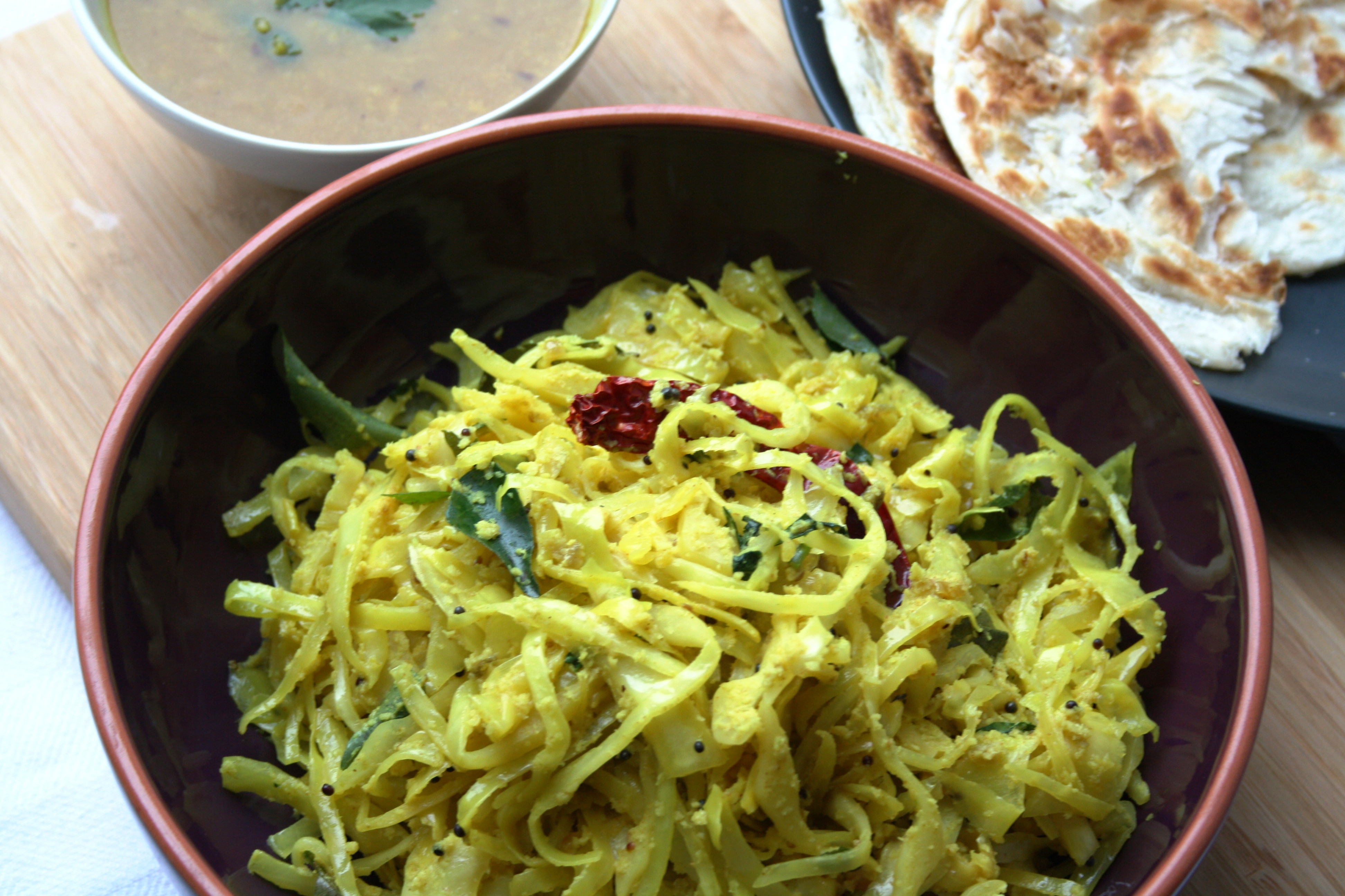 Cabbage Recipes Indian  Keralan Cabbage Thoran Indian Recipes