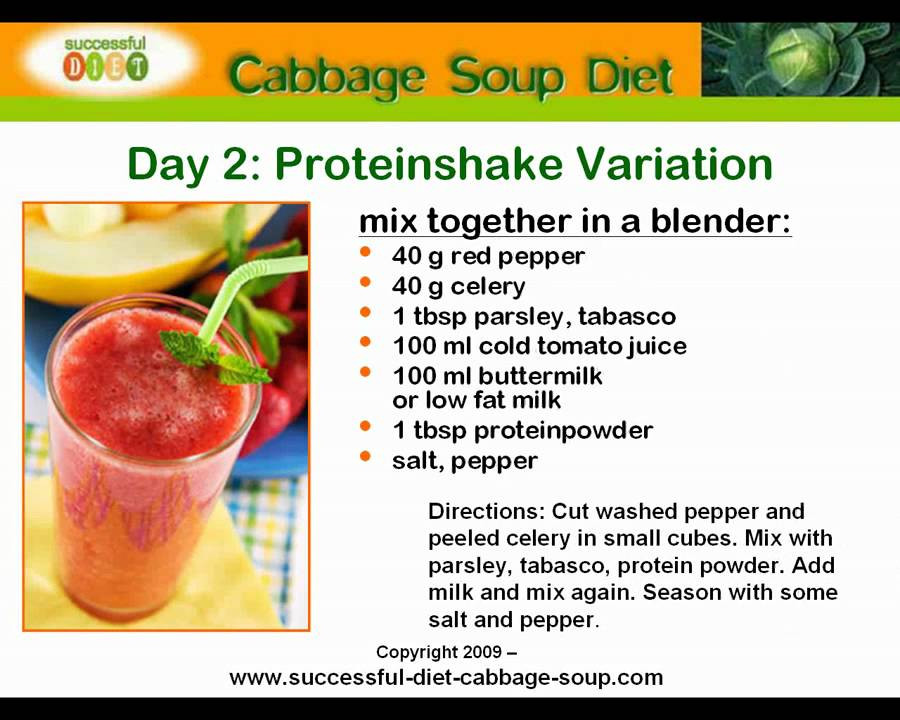 Cabbage Soup Diet Plan  7 Day Cabbage Soup Diet Results dallasnews