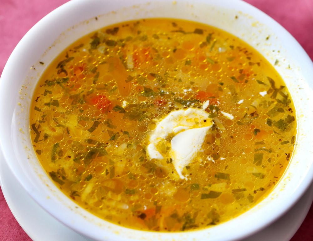 Cabbage Soup Recipe  CT FM 029 November Foods In Season • Recipe This