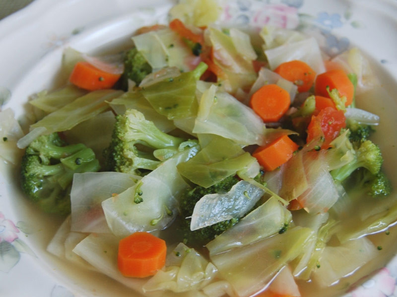 Cabbage Soup Recipe Diet  Cabbage Soup Diet Recipe Variations