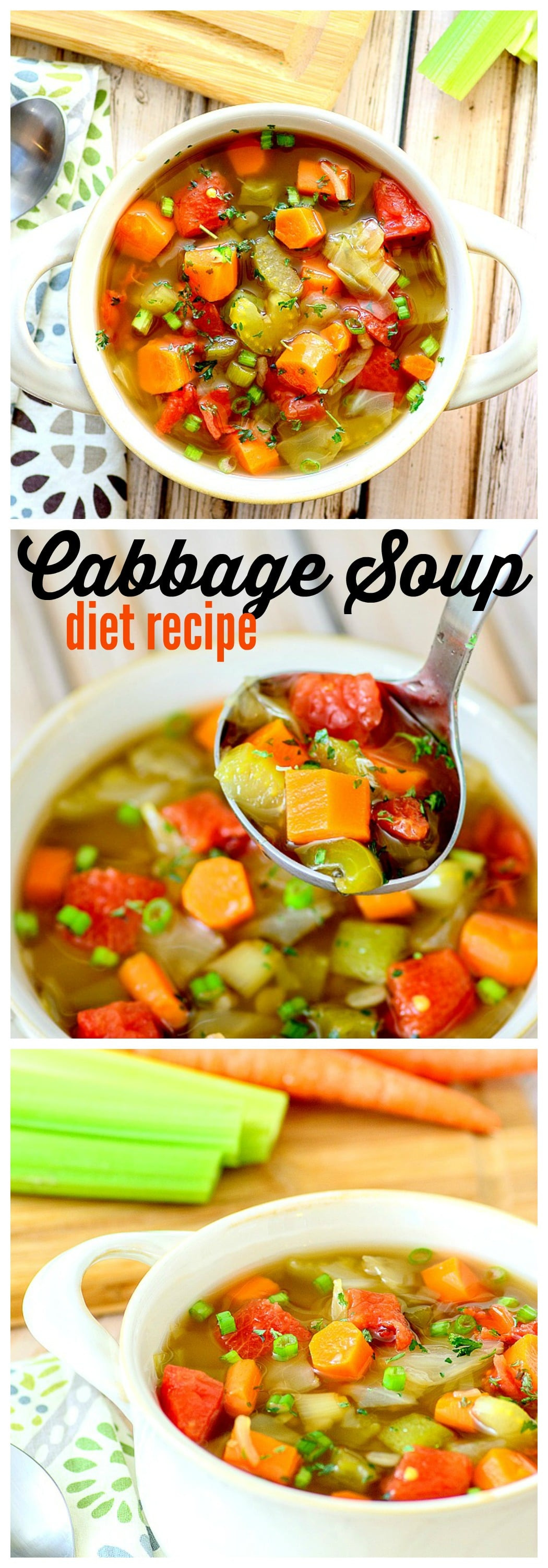 Cabbage Soup Recipe Diet  does the cabbage soup t work